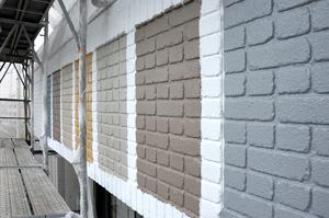 外壁の色決め